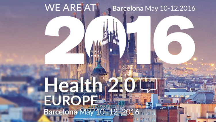Marand moderating a session on Postmodern EHRs at Health 2.0 Europe in Barcelona