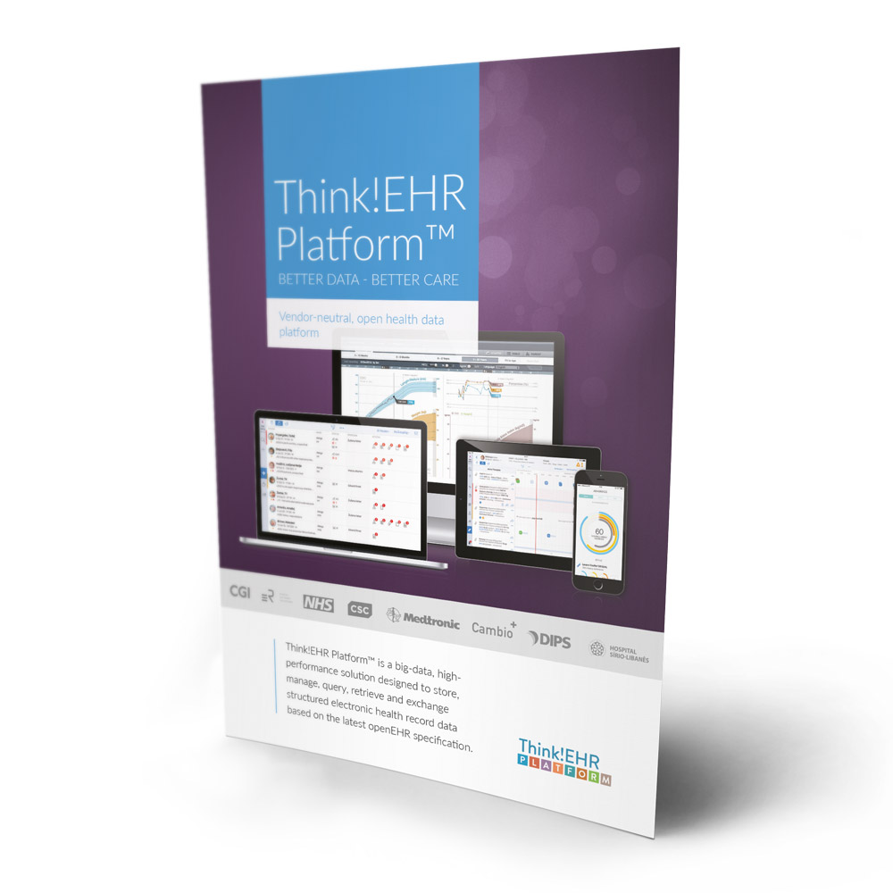 Download your free Think!EHR Platform™ brochure
