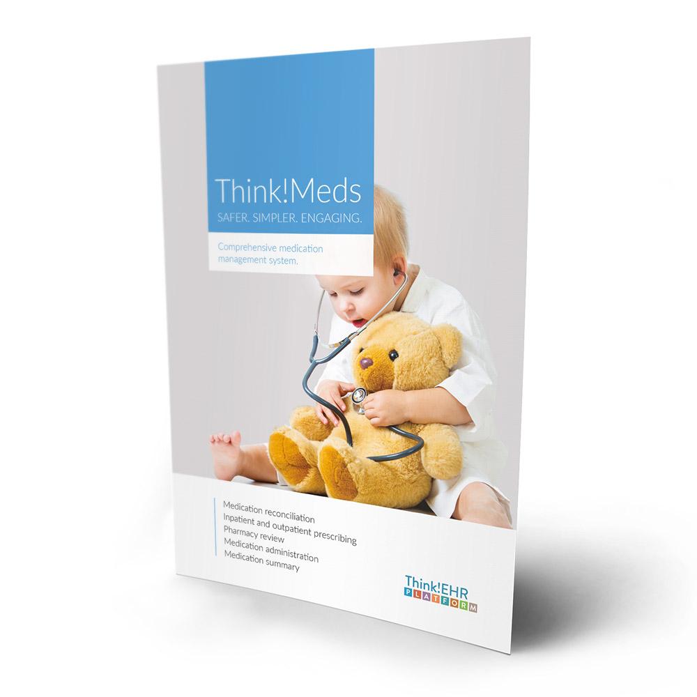 Download your free Think!Meds brochure