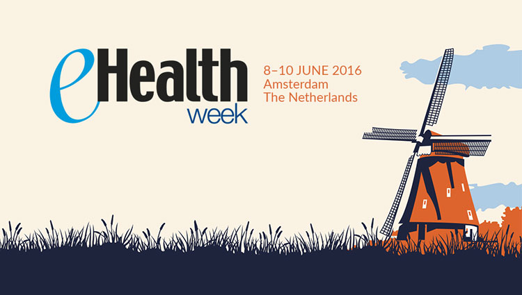 Marand presenting the first eHealth platform to combine IHE and openEHR at eHealthWeek in Amsterdam