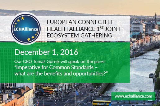 Marand at the 1st Joint Ecosystem Gathering on December 1st 2016