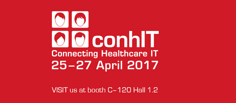 Marand showcasing Think!EHR Platform™ and Think!Meds™ at conhIT, Berlin - Europe's leading event for health IT