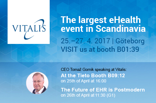 Marand participating at the largest eHealth event in Scandinavia