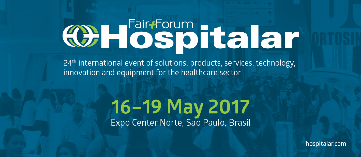 Marand at Hospitalar Fair and Forum in Brasil